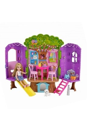 Barbie Chelsea'nin Ağaç Evi
