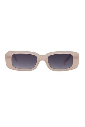 Retro Kadın Bej Güneş Gözlüğü Wıld Xxıı C08