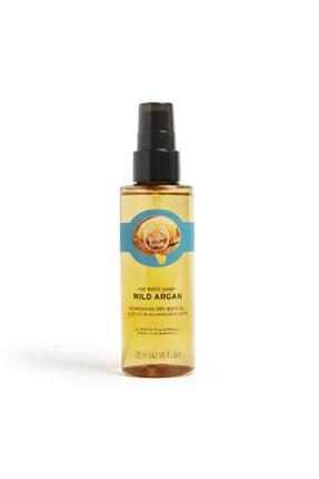 THE BODY SHOP Wild Argan Oil Besleyici Kuru Vücut Yağı 125 ml