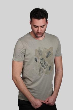 İgs Erkek Çağla Slim Fit Tişört