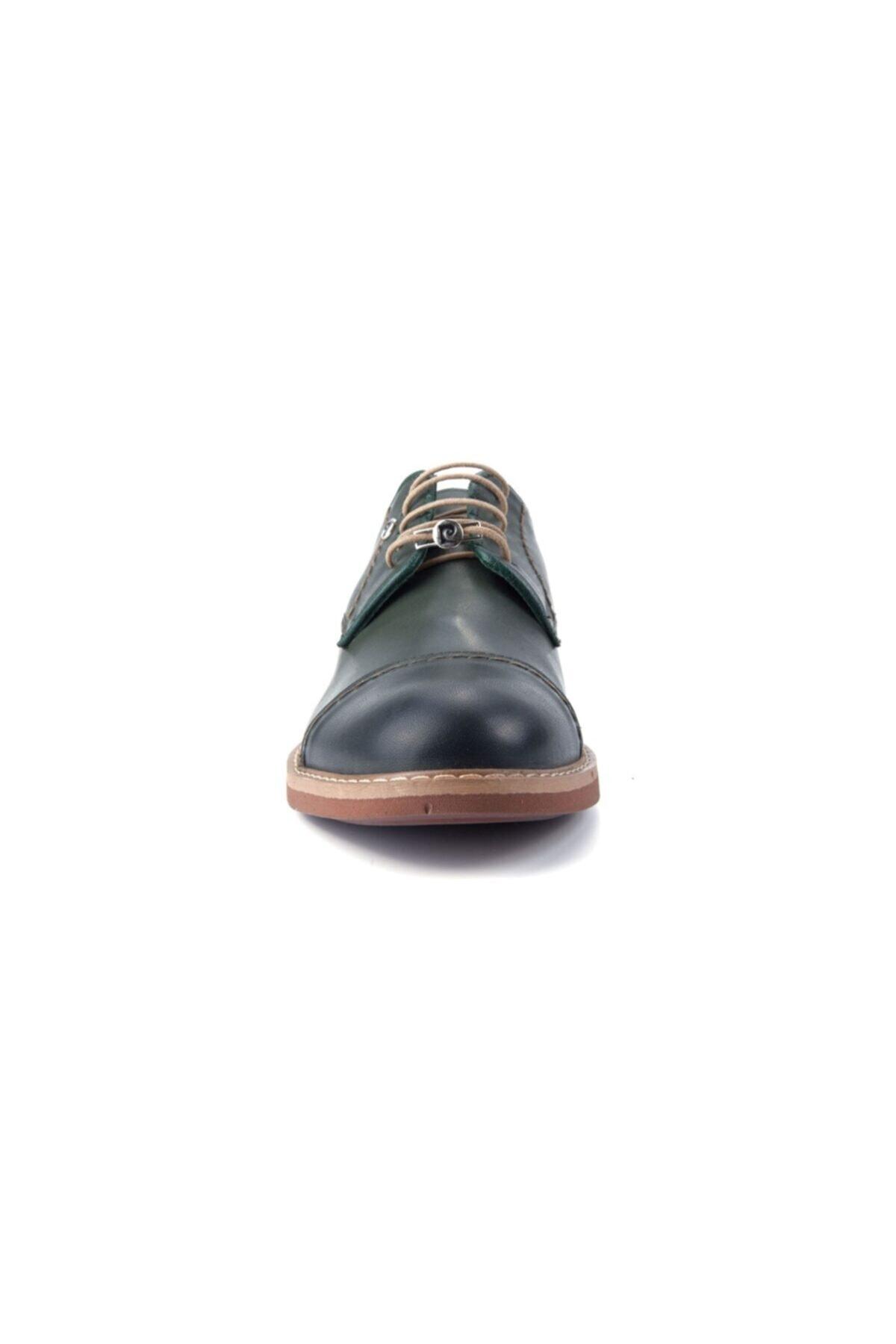 Pierre Cardin 552652 Yeşil Ayakkabı 1