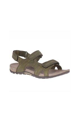 Merrell Erkek Yeşil Outdoor Sandalet
