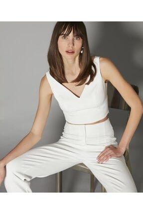 İpekyol Kadın Beyaz Askılı Büstiyer IS1200006231002