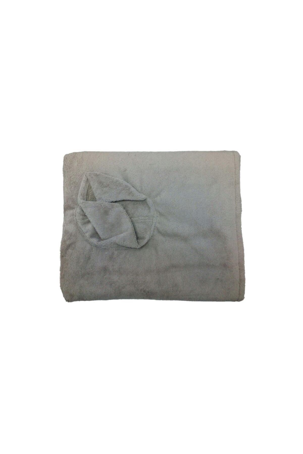 Bol Ticaret Tekstil Yakalı Masaj Yatağı Havlusu 100x220 Cm 1