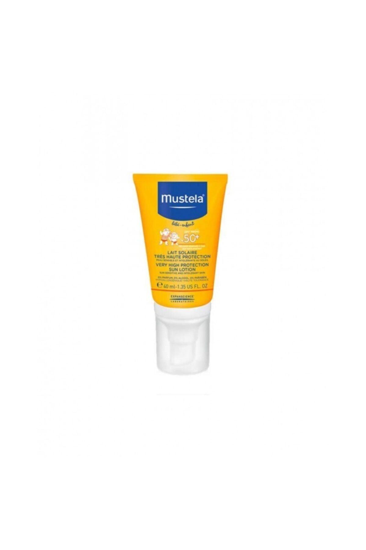 Mustela Face Cream Spf50 40 ml 1