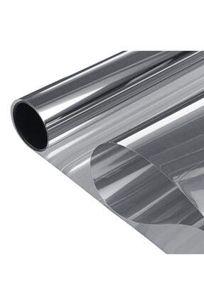Erdice Aynalı Cam Filmi Çizilmez 75 cm X 4 Metre
