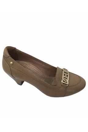 Forelli Ortapedik Günlük Hakiki Deri Kadın Ayakkabı 19269