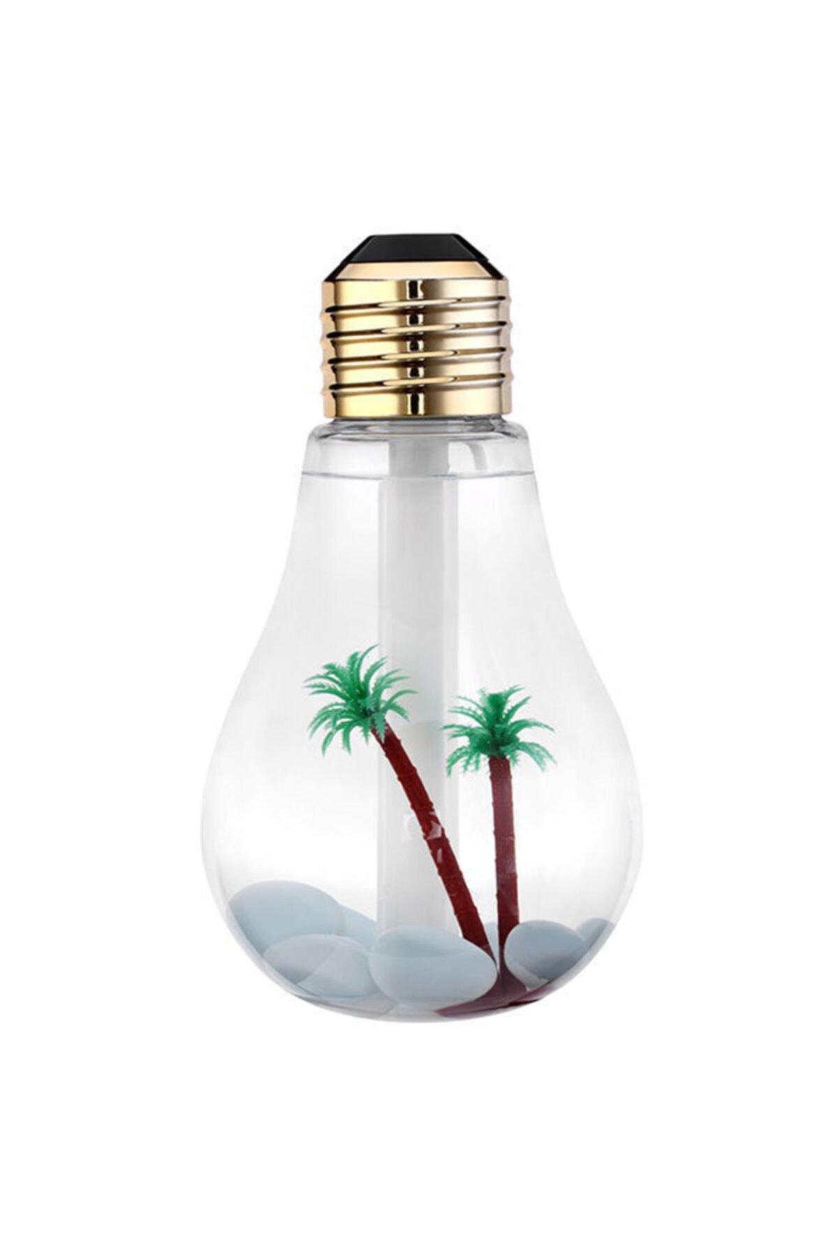 Sharp Store Dekoratif Abs Led Işıklı Hava Nemlendirici Buhar Makinası 1