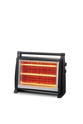 Luxell Lx-2831 Elektrikli 1800 Watt Quartz Buharlı Isıtıcı