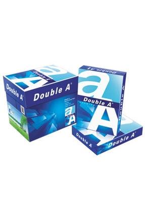 DOUBLE A Double-a A4 Fotokopi Kağıdı 80 Gram Beyaz 500 Sayfa (5 Paket)