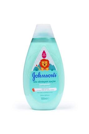 Johnson´s Baby Johnsons Baby Söz Dinleyen Saçlar Şampuan 500 Ml
