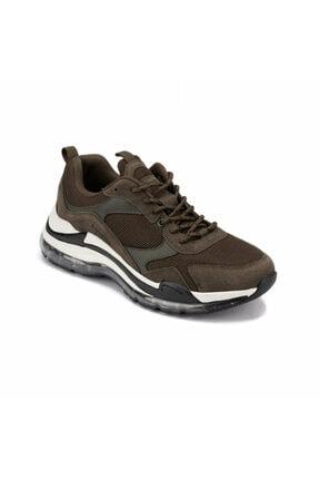 Kinetix Erkek Haki Fitness Spor Ayakkabısı