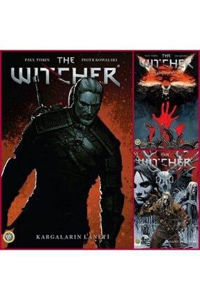 Jbc Yayıncılık The Witcher Serisi 3 Kitap Çizgi Roman Set