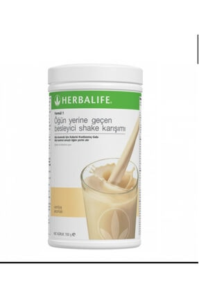 Herbalife Vanilyalı Shake 550 Gr