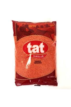 Tat Kırmızı Mercimek 5kg