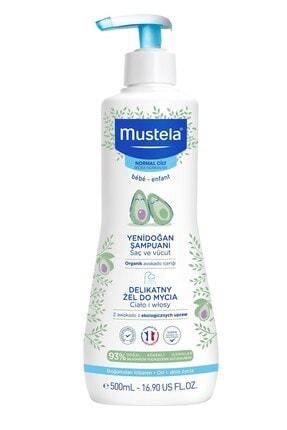 Mustela Avokado Içerikli Yenidoğan Şampuanı 500 Ml