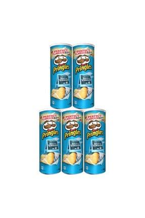 Pringles Salt & Vinegar - Sirkeli 165 gr (5 Adet)