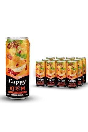 Cappy Atom Ballı Karışık Mevye Nektarı 330 ml 12 Adet