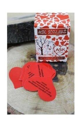 Anadolu Sevgiliye Hediye Kalpli 365 Gün Notu Romantik Aşk Sözleri Mesajı