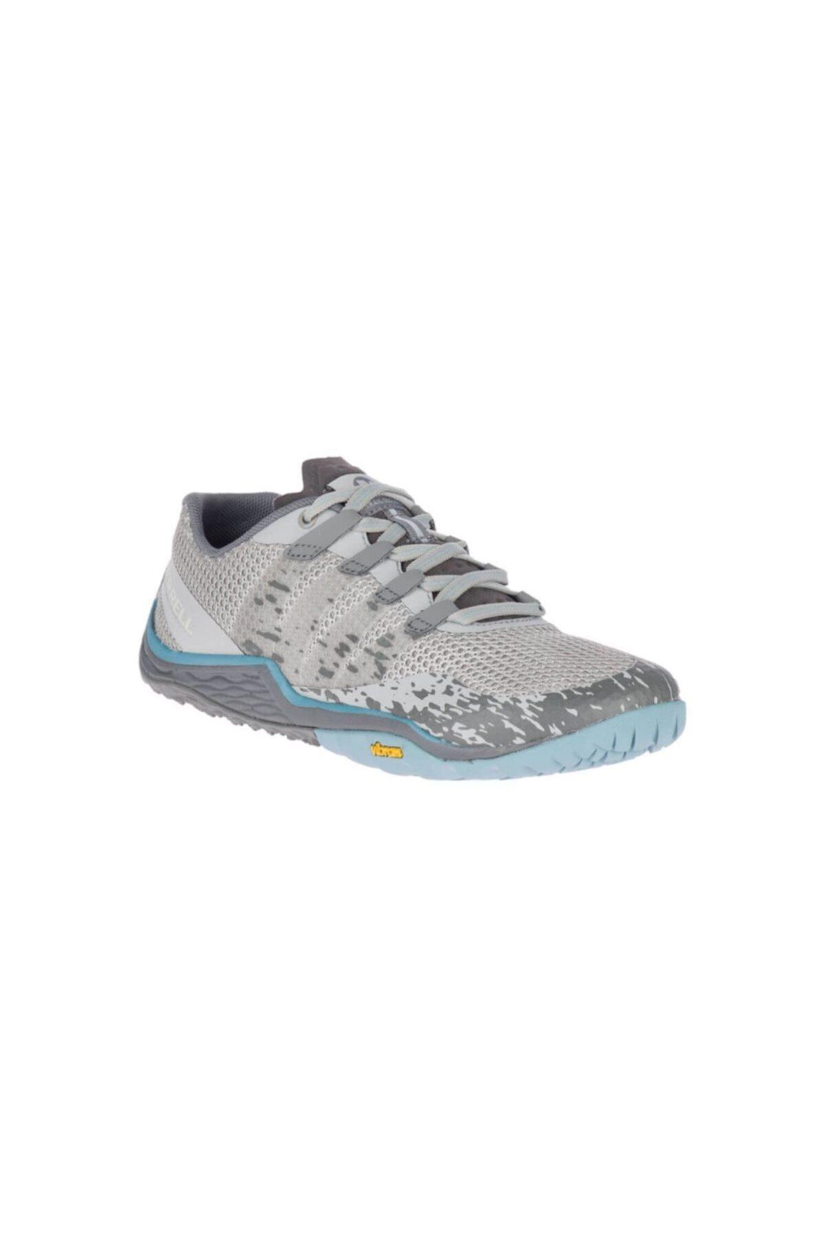 Merrell Kadın Gri Trail Glove 5 Koşu Ayakkabısı 1