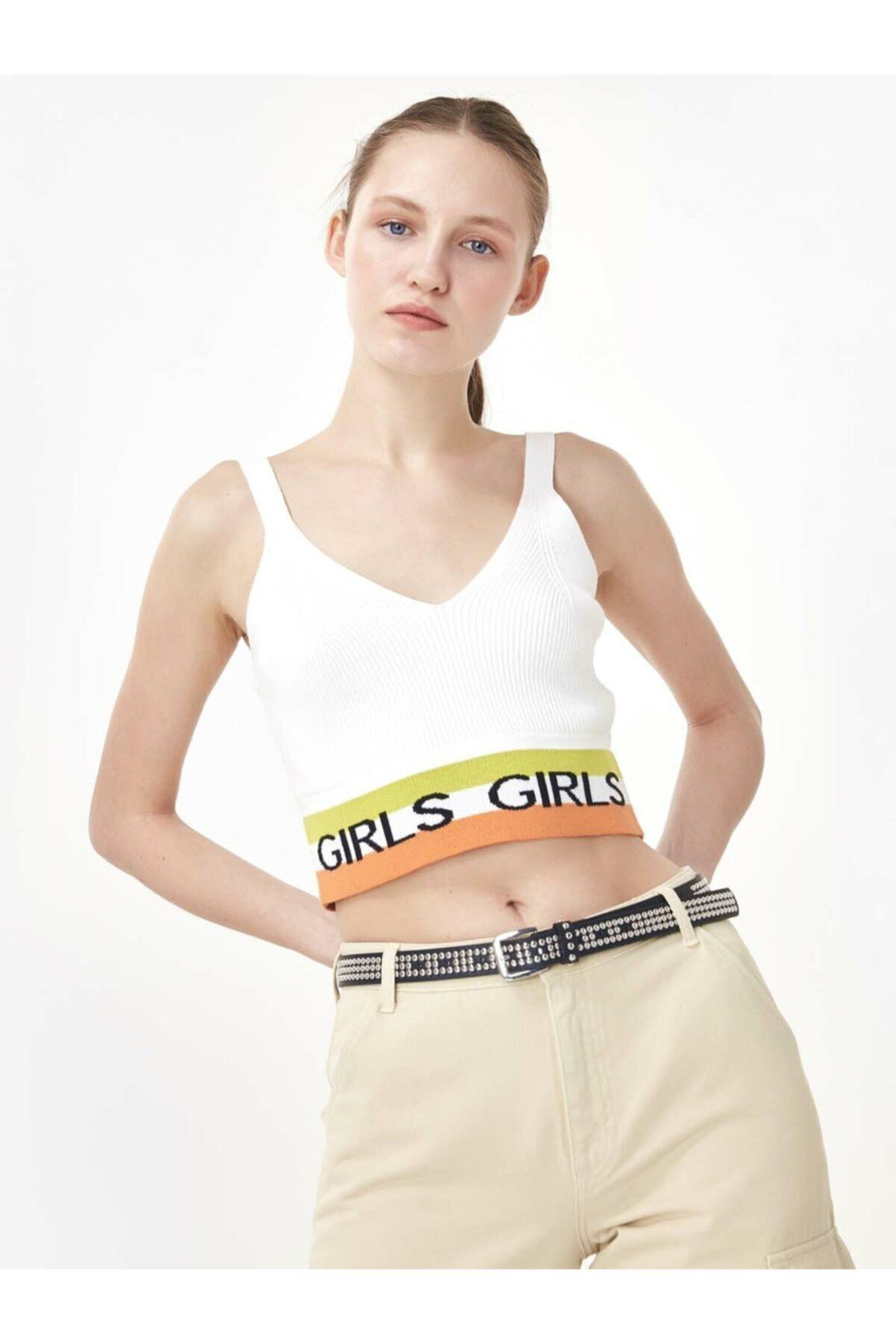 Twist Kadın Kahverengi Jean Pantolon 2