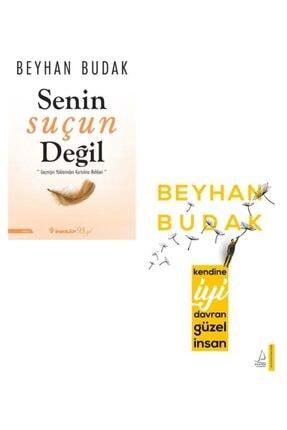 Destek Yayınları Senin Suçun Değil + Kendine Iyi Davran Güzel Insan Beyhan Budak