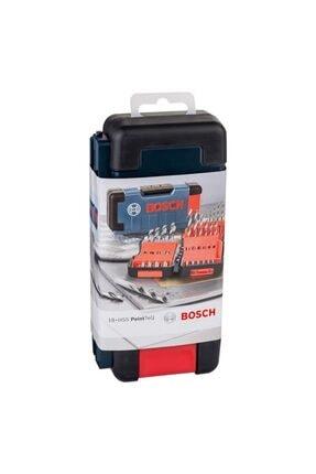 Bosch Hss Pointteq 18 Parça Toughbox Metal Delme Set