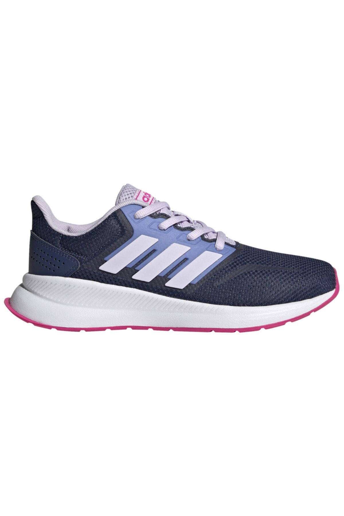 adidas Unisex Çocuk Mavi Runfalcon Gs Koşu Antrenman Ayakkabısı 1