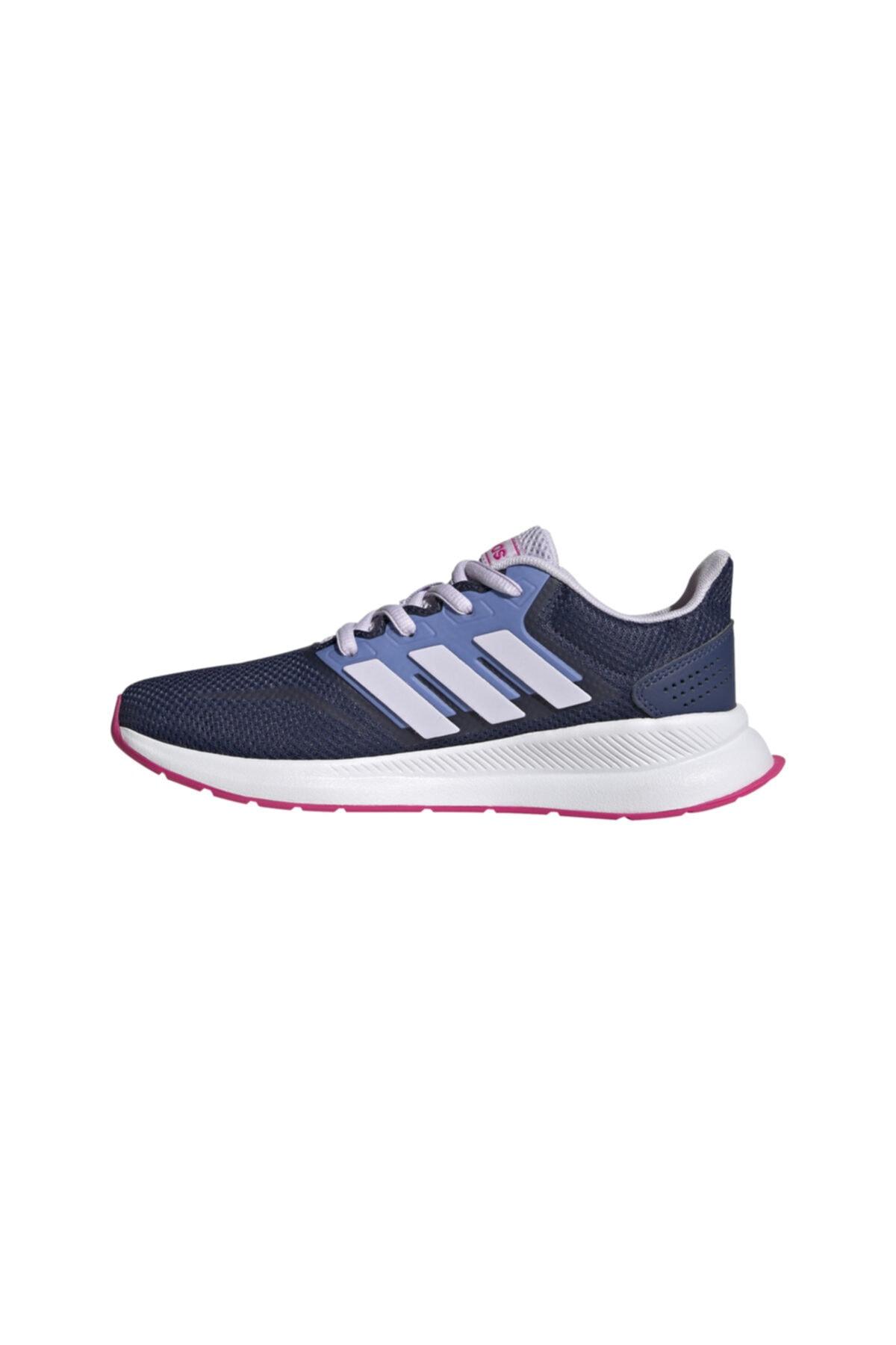 adidas Unisex Çocuk Mavi Runfalcon Gs Koşu Antrenman Ayakkabısı 2