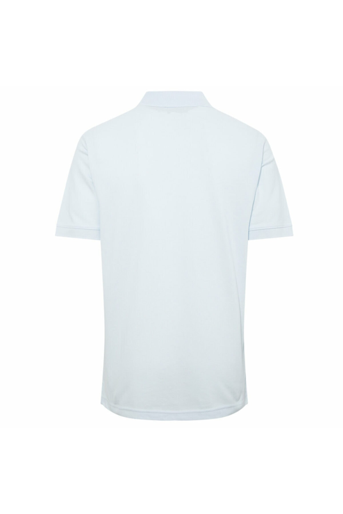 Columbia Erkek Mavi Cascade Range Solid Polo Yaka T-shirt 2