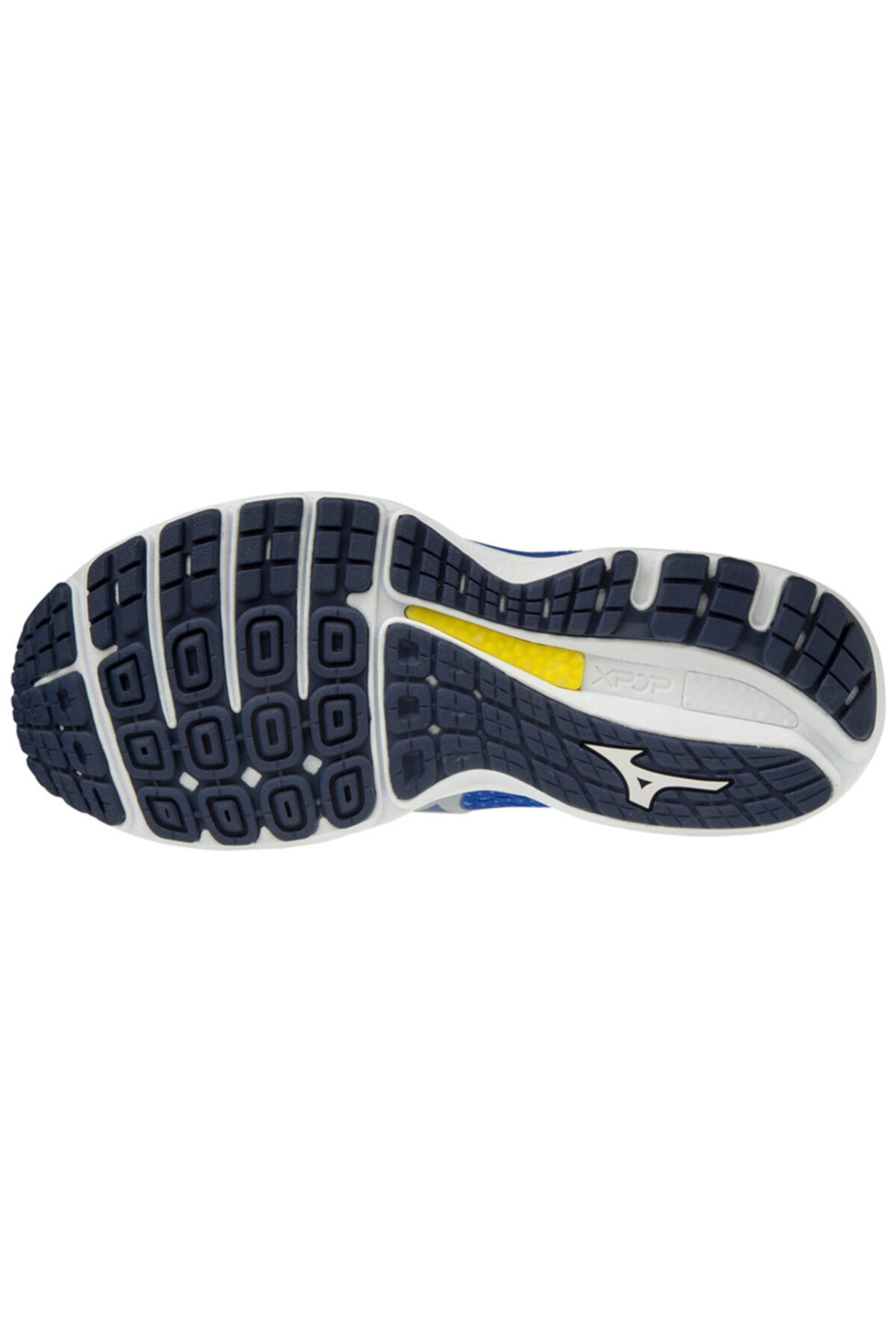 MIZUNO Kadın Mavi Wave Sky 3 Koşu Ayakkabısı 2