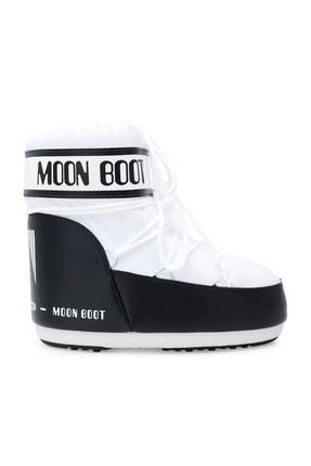 MOON BOOT Kadın Beyaz Kar Botu 14093400 002