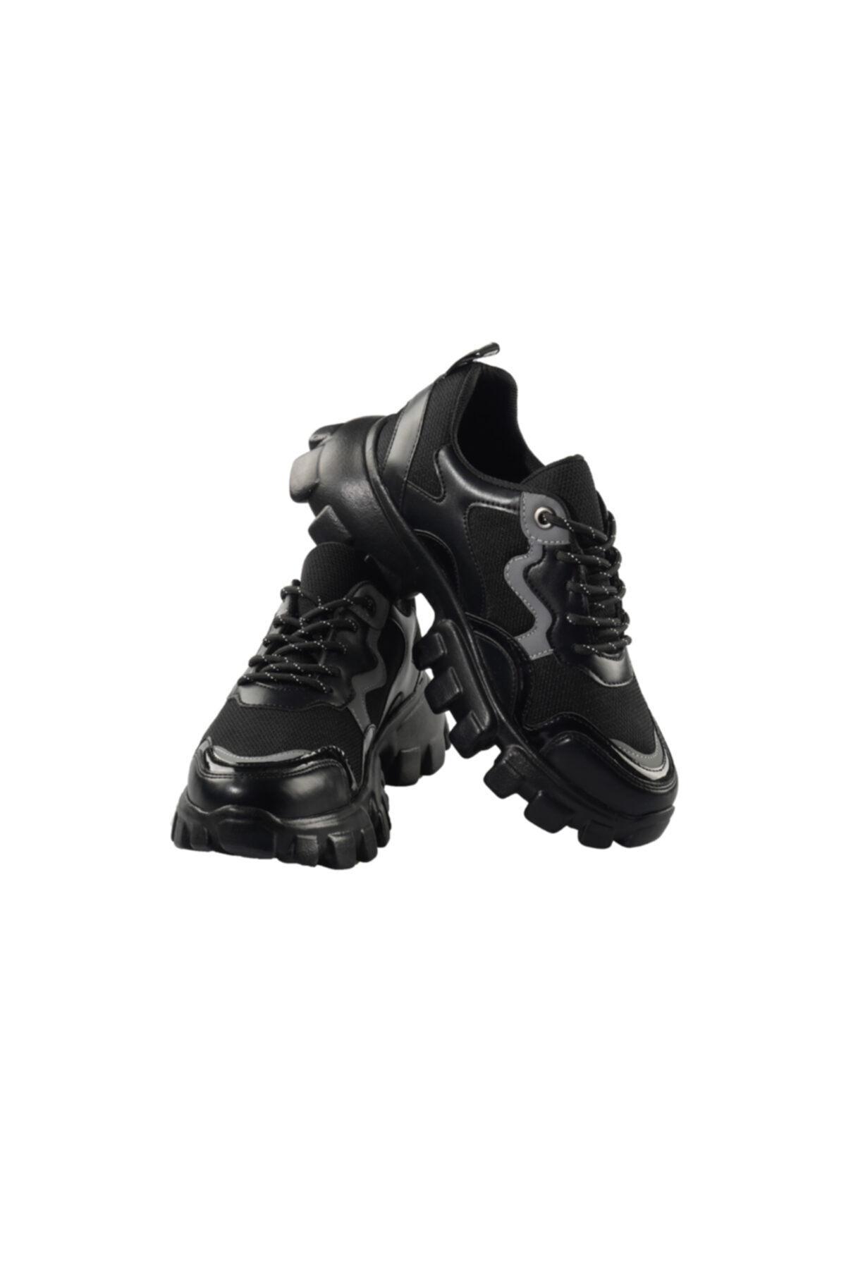 ebbete Siyah Sneaker 2