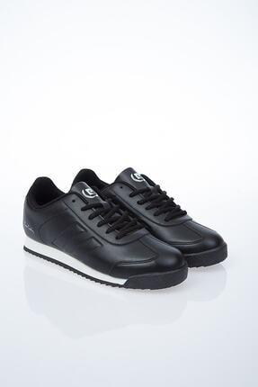 Pierre Cardin Unisex Siyah Spor Ayakkabı