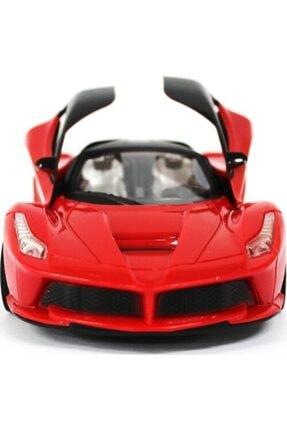 KARSAN Kırmızı Ferrari Usb Şarjlı Uzaktan Kumandalı Araba