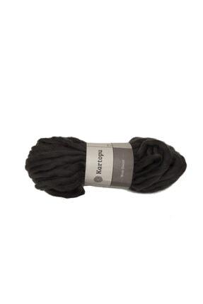 Kartopu Wool Decor Füme El Örgü Ipi - K1890