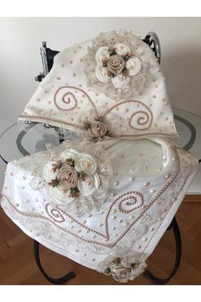 Burhan Havlu Özel Tasarım Havlu Bohça Takımı