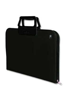 Faber Castell Siyah Proje Çantası 55*75 cm