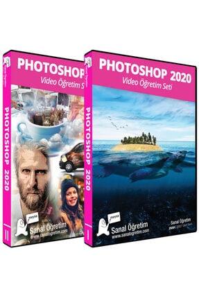 Sanal Öğretim Photoshop 2020 Video Eğitim Seti