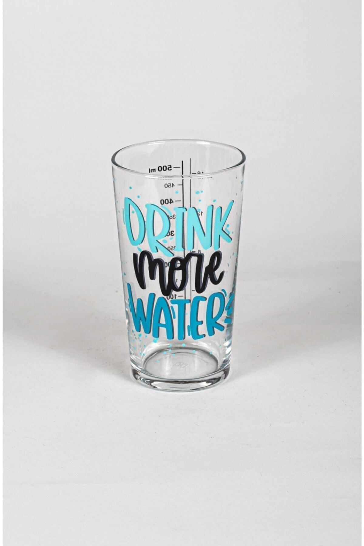 Rakle Drink More Water Su Bardağı 570 cc 1