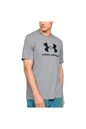 Under Armour Erkek Spor T-Shirt - SPORTSTYLE LOGO SS - 1329590-036
