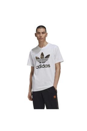adidas Camouflage Trefoil Erkek Tişört