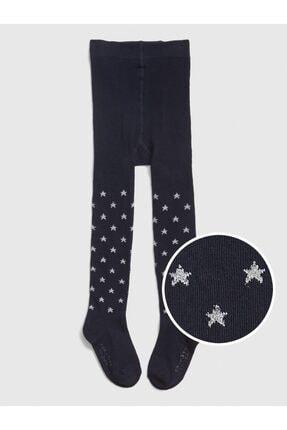 GAP Kız Bebek Desenli Külotlu Çorap
