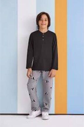 ROLY POLY Erkek Çocuk Garson Pijama Takımı Rp1325