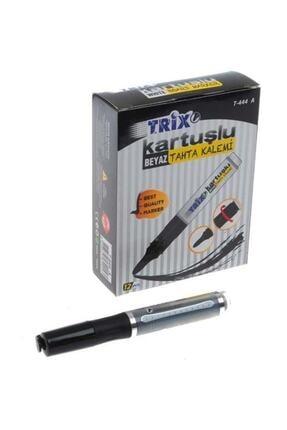 TRİX Kartuşlu Beyaz Tahta Kalemi Siyah 12 Adet