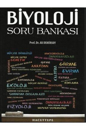 Hacettepe Taş Hacettepe Yayınları Biyoloji Soru Bankası Ali Demirsoy