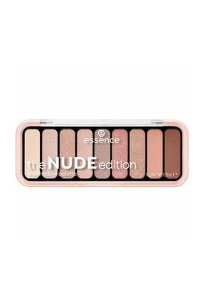 Essence The Nude Edition Eyeshadow Palette 10 4059729245854