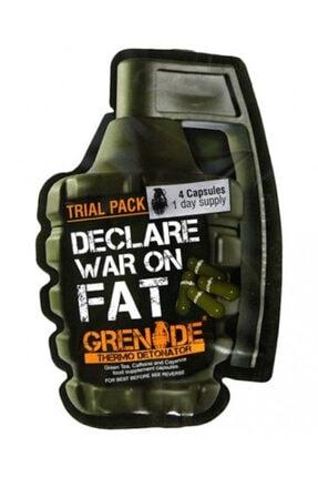 Grenade Thermo Detonator 4 Kapsül 5060221200028