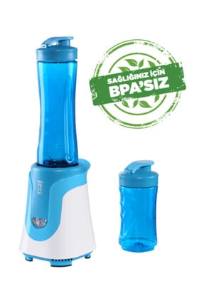 Vestel MIX&GO Mavi Blender
