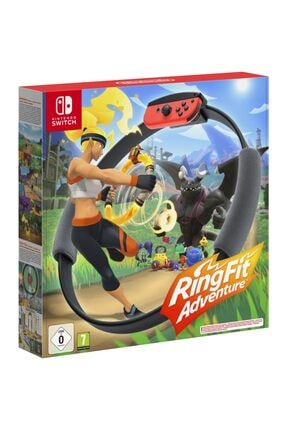 Nintendo Ring Fit Adventure Switch (distribütör Garantili)